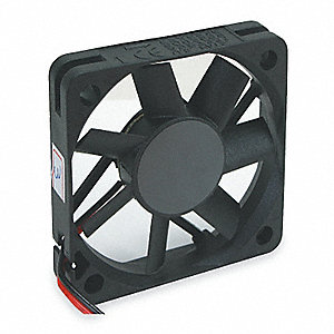 FAN AXIAL SQUARE 92CFM 12VDC