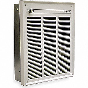 HEATER,WALL,WITH BUILT IN THERMO