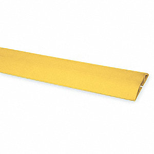 CBL PROTCT,2.6IN X0.6IN X5FT,YELLOW