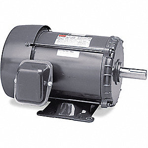 MOTOR,3-PH,5HP,3460,208-230/460,EFF