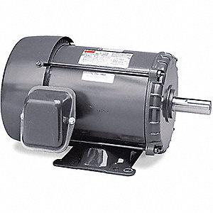 MOTOR,7.5 HP,3510,208-230/460 V,EFF
