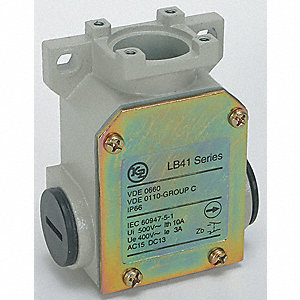 LIMIT SWITCH BODY HEAVY DUTY SPDT