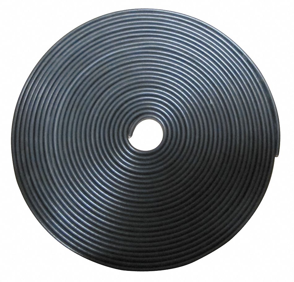 Flat Electrical Cable, PVC, 12/4c, 1 Ft L