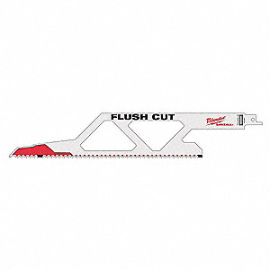 Reciprocating Saw Blade,12 In. L