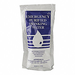 Emergency Drinking Water,125mL