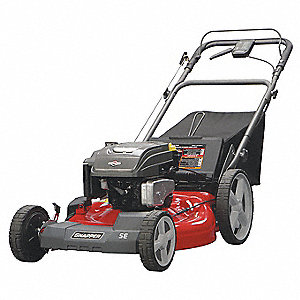 Lawn Mower,22 In.Wide,HP,Variable Speed