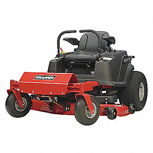 "26 HP Zero Turn Mower, 52"" Cutting Width, 1-1/2 to 3-3/4"" Cutting Height, 0"" Turning Radius"