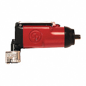 "General Duty Air Impact Wrench, 3/8"" Square Drive Size 5 to 65 ft.-lb."