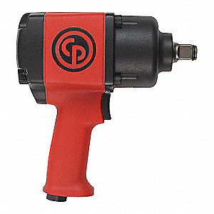 Air Impact Wrench,3/4 In. Dr.,6300 rpm