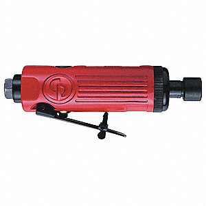 "4-3/4"" General Duty Straight Air Die Grinder, 0.3 HP"