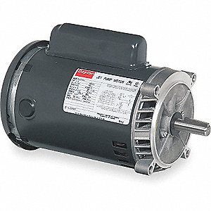 MOTOR 1/2HP JET PUMP WO/BASE