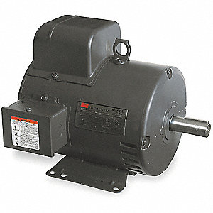 Dayton Motor 5hp 3520 Rpm 184t Frame General Purpose Ac