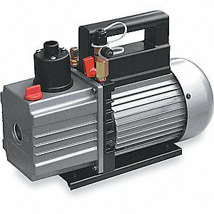 EVACUATION PUMP 1/2 HP 9 CFM 344