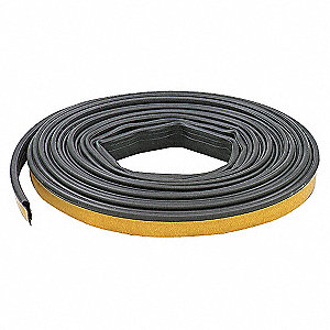WEATHERSTRIP 1/4IN SLIC SMK SEAL