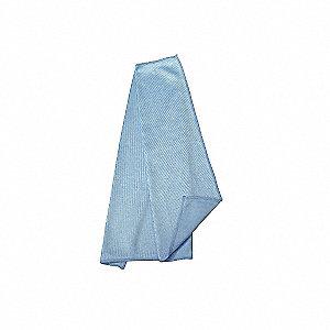 CLOTH MICROFIBER BLUE 12/PK