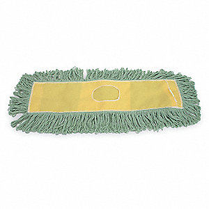 DUST MOP PET RECYCLED CUT 36IN