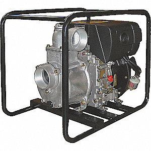 DIESEL ENG DRIVEN CENTRIFUGAL PUMP