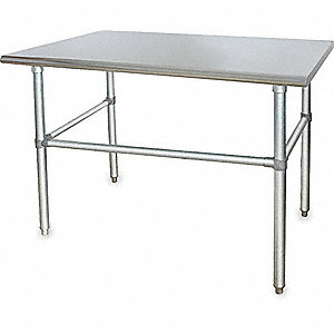 WORKTABLE SS30X48X1.5