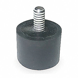 VIBRATION ISOLATOR 7LB MAX 8-32