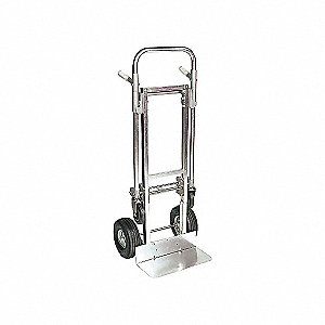 Convertible Hand Truck,Height 62 In