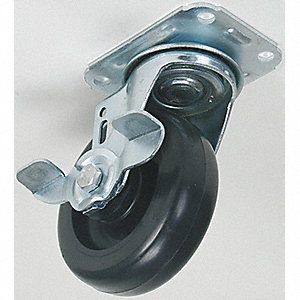 SWIVEL CASTER 3IN