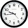 CLOCK WALL QUARTZ 15IN