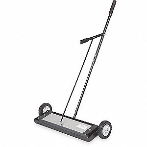 ROLLING MAG SWEEPER,150 LB PULL