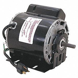 MOTOR,PSC,1/8 HP,700 RPM,115 V,48Y