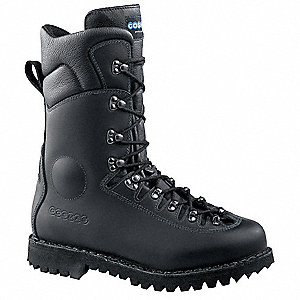 Men's Wildland Firefighting Boots, Size 13, Footwear Width: D, Footwear Closure Type: Lace Up