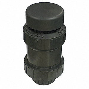 "1-1/2"" x 4-7/64"" Vacuum Breaker, FNPT Connection Type"