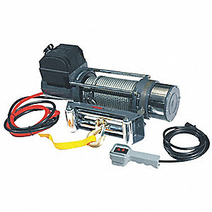 WINCH ELECTRIC 9000LB 12V