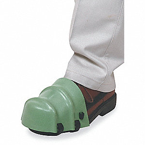 PLASTIC FOOT GUARD,PR