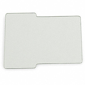 REPLACEMENT SHIELD, FOR 2NAA7 GUARD