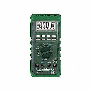 MULTIMETER DIGITAL TRMS 1000V AC/DC