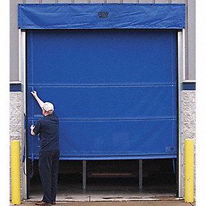 DOOR MESH  SPRING ASSIST 7FT X 8 F