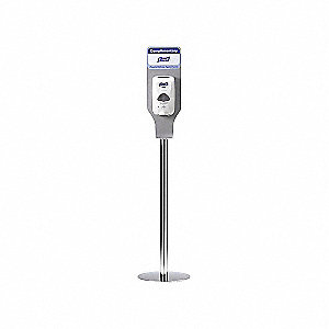 STAND FLOOR W/SIGN PURELL TFX