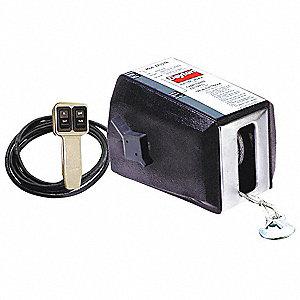 WINCH ELECT 120V AC 2700LB N/CLUTCH