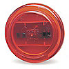 LAMP MARKER LED 2.5IN RND RED