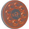 LAMP 4IN 10 DIODE LED(RED)