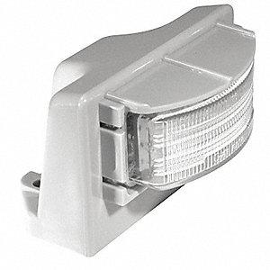 LAMP LED LICENSE W/BRACKET KIT