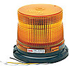 BEACON LED LOW DOME AMBER