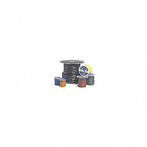 WIRE PRIMARY 6GA BLACK 100FT/SPOOL