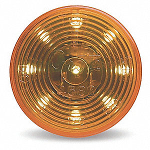 G2 LED 2 HIGH COUNT AMBER