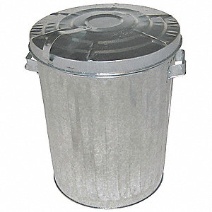 CAN GARBAGE SELF LOCK LID 22GAL
