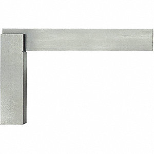 SQUARE STEEL PRECISION 6 INCH
