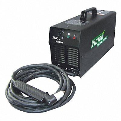 11G203 - AirCut 15C Plasma Sys w/ Air Compressor