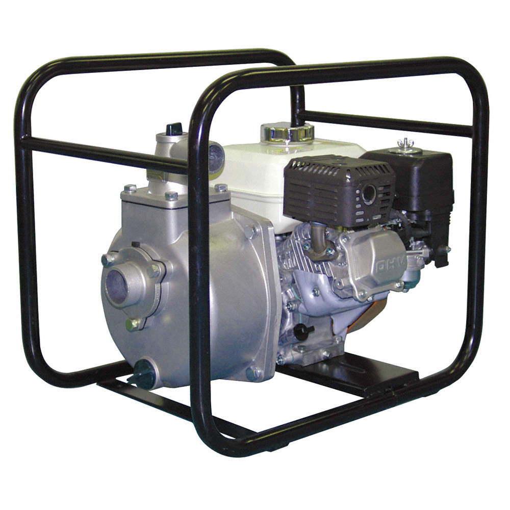 4 8 HP Aluminum 163cc Engine Driven High Pressure Pump, 3 28 qt  Tank  Capacity