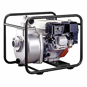 4.8 HP Aluminum 163cc Engine Driven High Pressure Pump, 3.28 qt. Tank Capacity