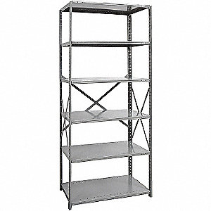 STARTER UNIT HI-TECH OPEN SHELVING
