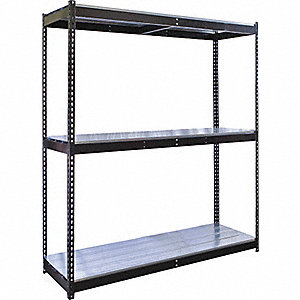 SHELVING RIVETWELL W/EZ DECK